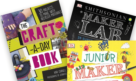 Makerspace Books