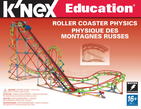 Cover image for Roller coaster physics = Physi...