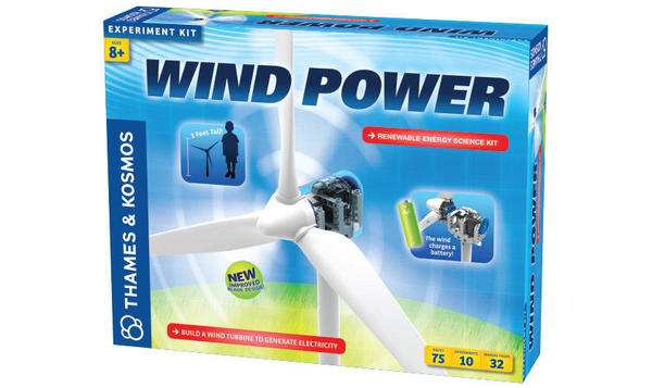 Cover image for Wind power (V3.0).