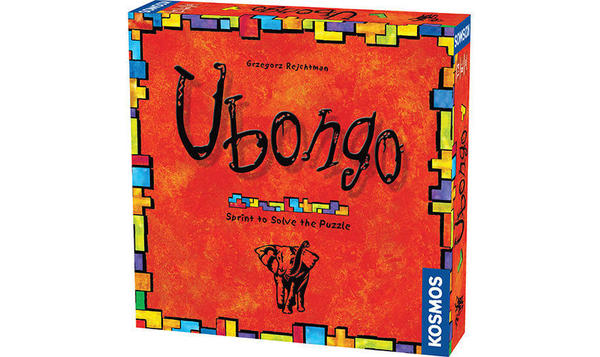 Cover image for Ubongo.