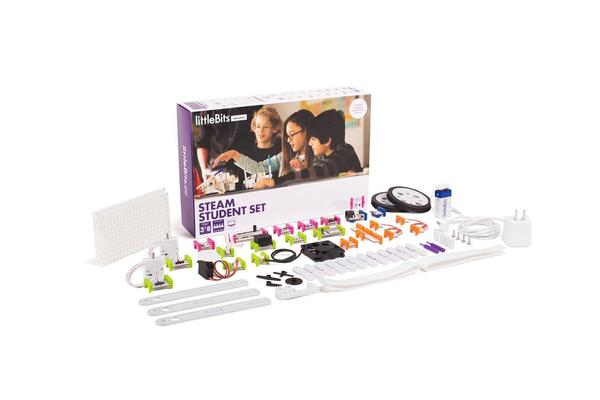 Cover image for littleBits education STEAM stu...
