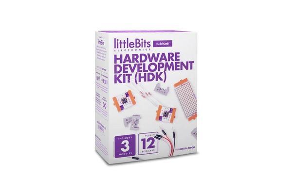 Cover image for littlebits Electronics hardwar...